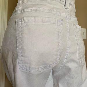 Jones New York Pants - White skinny jeans size 4